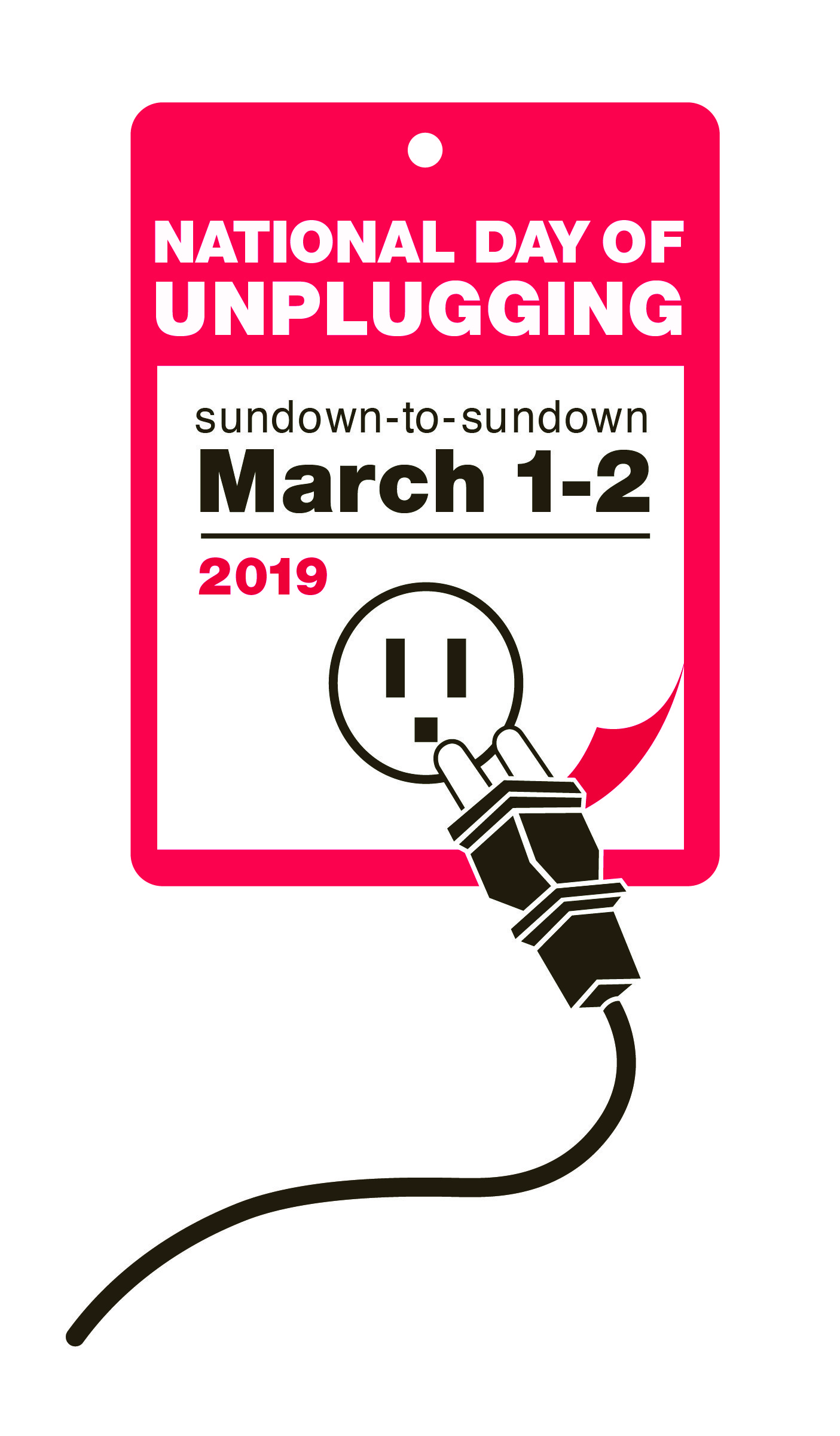 Celebrate the National Day of Unplugging with Vista Energy | VIsta Energy Blog